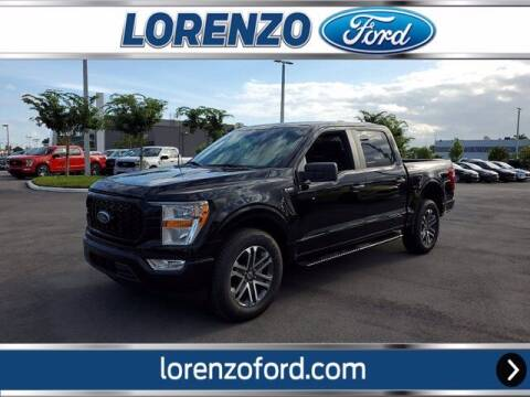 2021 Ford F-150 for sale at Lorenzo Ford in Homestead FL