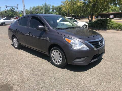 2015 Nissan Versa for sale at All Cars & Trucks in North Highlands CA