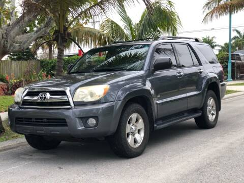 2008 Toyota 4Runner for sale at L G AUTO SALES in Boynton Beach FL