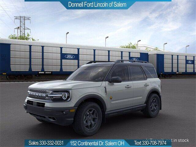 2021 Ford Bronco Sport for sale in Salem, OH