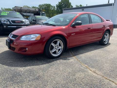 2005 Dodge Stratus for sale at HIGHLINE AUTO LLC in Kenosha WI