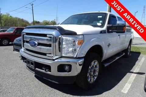 2015 Ford F-250 Super Duty for sale at Brandon Reeves Auto World in Monroe NC