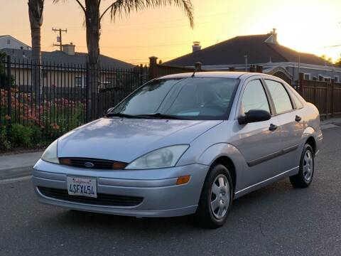 2001 Ford Focus for sale at ZaZa Motors in San Leandro CA