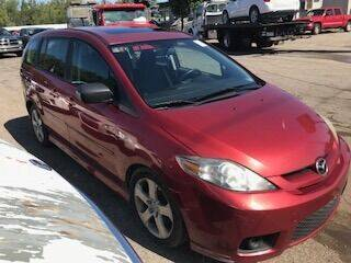 2006 Mazda MAZDA5 for sale at WELLER BUDGET LOT in Grand Rapids MI