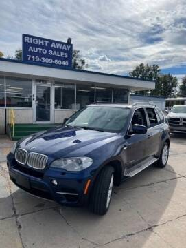 2013 BMW X5 for sale at Right Away Auto Sales in Colorado Springs CO