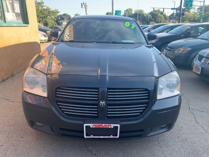 2007 Dodge Magnum for sale at Nation Auto Wholesale in Cleveland OH