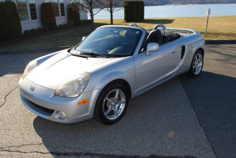 2003 Toyota MR2 Spyder for sale at New Milford Motors in New Milford CT