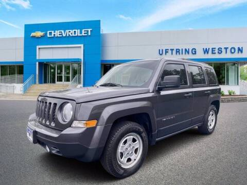 2016 Jeep Patriot for sale at Uftring Weston Pre-Owned Center in Peoria IL