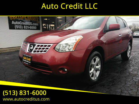 2010 Nissan Rogue for sale at Auto Credit LLC in Milford OH