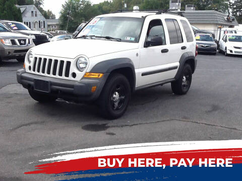 2006 Jeep Liberty for sale at Lancaster Auto Detail & Auto Sales in Lancaster PA