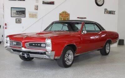1966 Pontiac GTO for sale at BELOIT AUTO & TRUCK PLAZA INC - Hot Rods & Specialties in Beloit KS