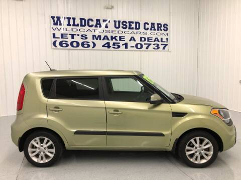 2013 Kia Soul for sale at Wildcat Used Cars in Somerset KY