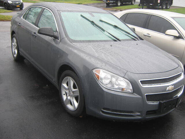 2009 Chevrolet Malibu for sale at American & Import Automotive in Cheektowaga NY