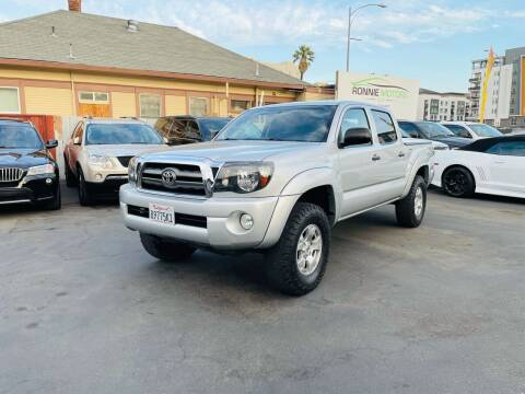 2010 Toyota Tacoma for sale at Ronnie Motors LLC in San Jose CA