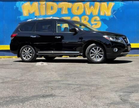 2014 Nissan Pathfinder for sale at Midtown Motors in San Jose CA