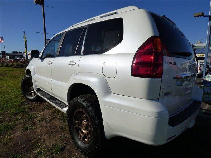 2005 Lexus GX 470 4WD 4dr SUV - San Diego CA