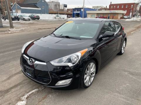 2013 Hyundai Veloster for sale at Midtown Autoworld LLC in Herkimer NY