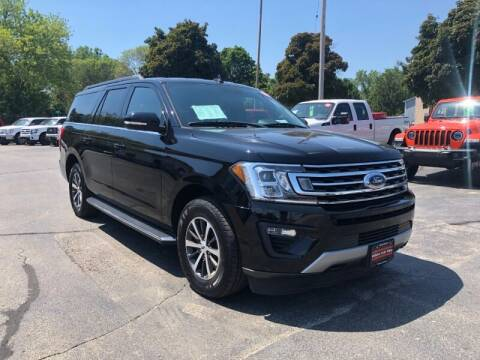 2018 Ford Expedition MAX for sale at WILLIAMS AUTO SALES in Green Bay WI