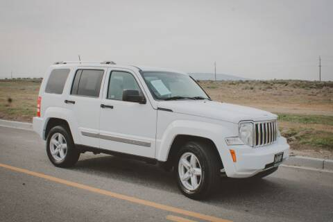 2012 Jeep Liberty for sale at Northwest Premier Auto Sales Kennewick in Kennewick WA