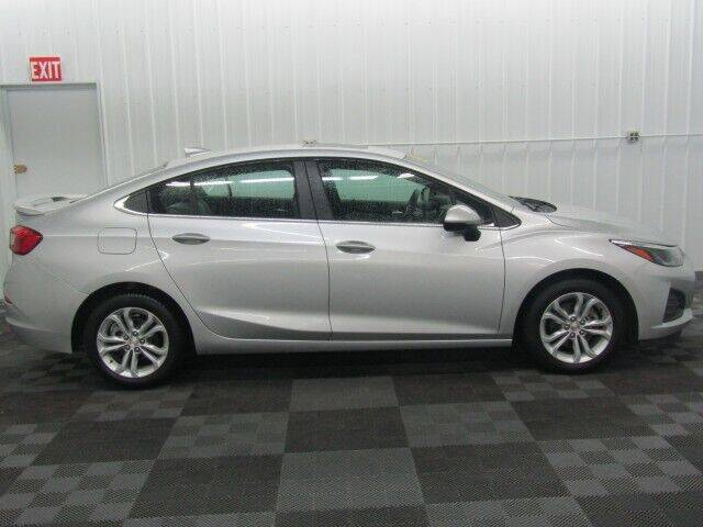 2019 Chevrolet Cruze for sale at Michigan Credit Kings in South Haven MI