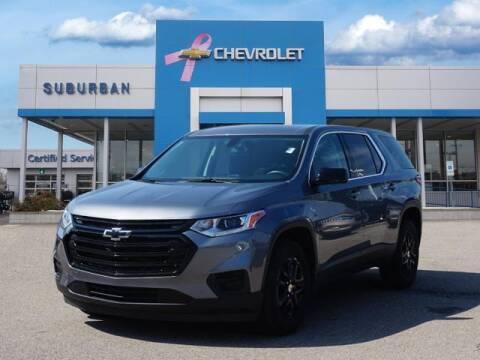 2020 Chevrolet Traverse for sale at Suburban Chevrolet of Ann Arbor in Ann Arbor MI