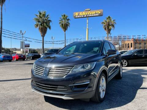 2015 Lincoln MKC for sale at A MOTORS SALES AND FINANCE - 5630 San Pedro Ave in San Antonio TX