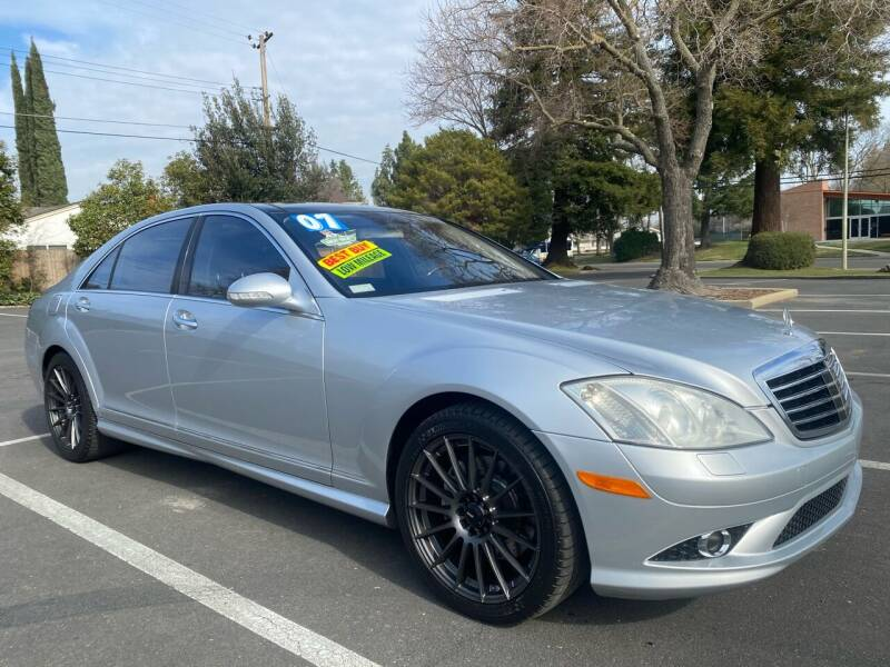 2007 Mercedes-Benz S-Class for sale at 7 STAR AUTO in Sacramento CA