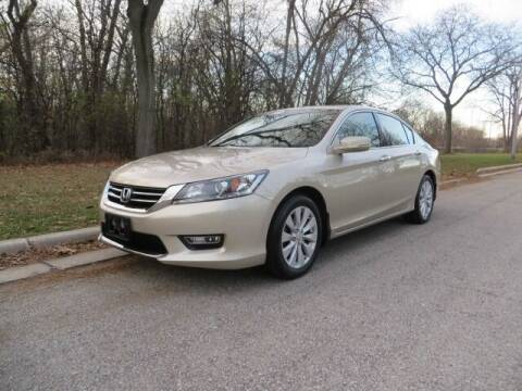 2013 Honda Accord for sale at EZ Motorcars in West Allis WI