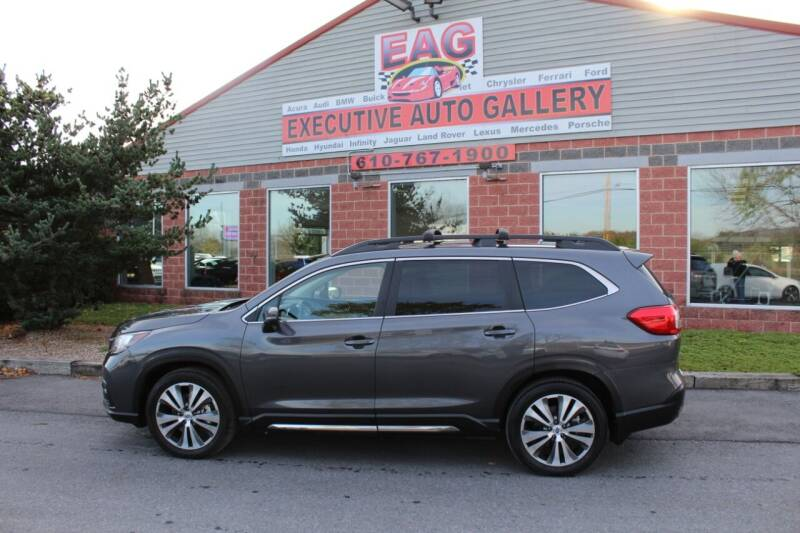 2019 Subaru Ascent for sale at EXECUTIVE AUTO GALLERY INC in Walnutport PA