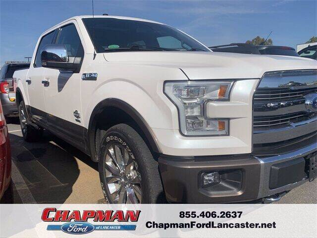 2017 Ford F-150 for sale at CHAPMAN FORD LANCASTER in East Petersburg PA