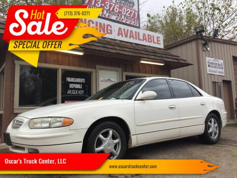 2004 Buick Regal for sale at Oscar's Truck Center, LLC in Houston TX