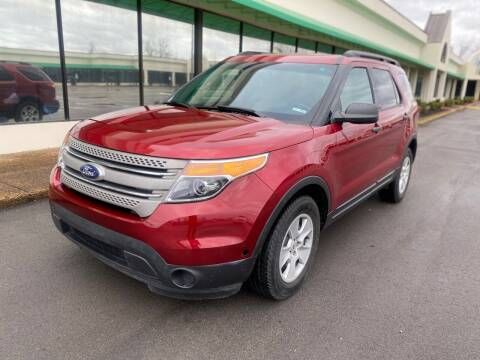 2014 Ford Explorer for sale at Aman Auto Mart in Murfreesboro TN