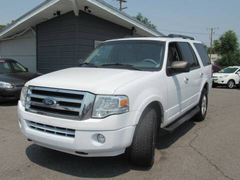 2012 Ford Expedition for sale at Crown Auto in South Salt Lake UT