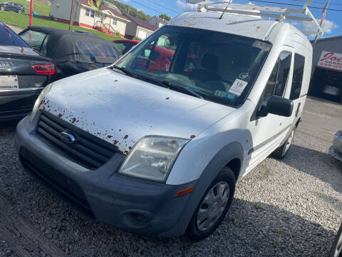 2011 Ford Transit Connect for sale at Trocci's Auto Sales in West Pittsburg PA