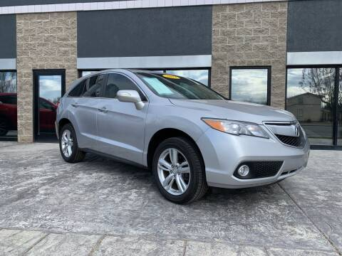 2013 Acura RDX for sale at Berge Auto in Orem UT