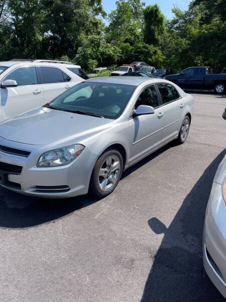 2010 Chevrolet Malibu for sale at Off Lease Auto Sales, Inc. in Hopedale MA