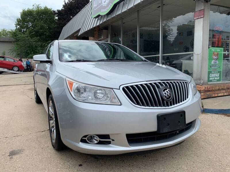 2013 Buick LaCrosse for sale at LOT 51 AUTO SALES in Madison WI