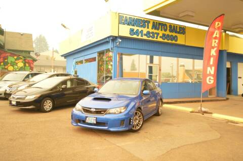 2011 Subaru Impreza for sale at Earnest Auto Sales in Roseburg OR