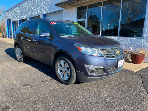 2013 Chevrolet Traverse for sale at Budget Auto in Appleton WI