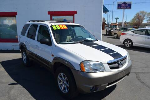 2003 Mazda Tribute for sale at CARGILL U DRIVE USED CARS in Twin Falls ID
