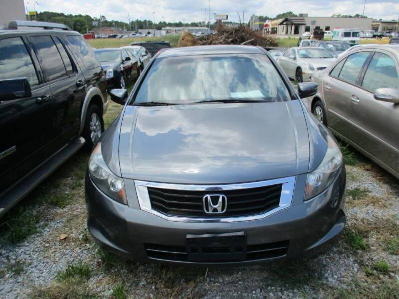 2008 Honda Accord for sale at Z Motors in Chattanooga TN