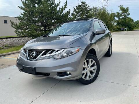 2013 Nissan Murano for sale at A & R Auto Sale in Sterling Heights MI