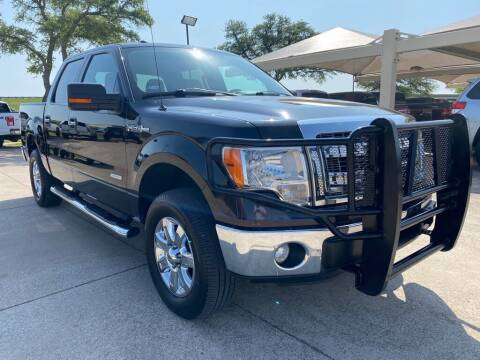 2013 Ford F-150 for sale at Thornhill Motor Company in Hudson Oaks, TX
