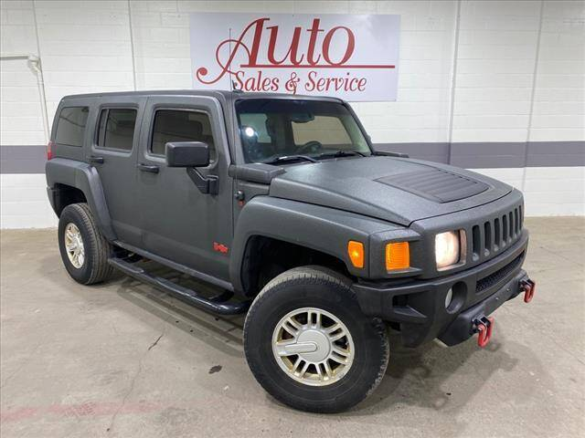 2008 HUMMER H3 for sale at Auto Sales & Service Wholesale in Indianapolis IN