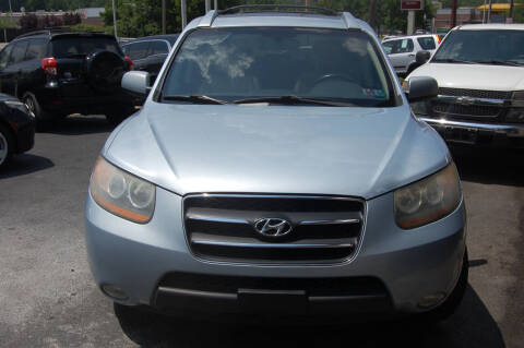 2008 Hyundai Santa Fe for sale at D&H Auto Group LLC in Allentown PA