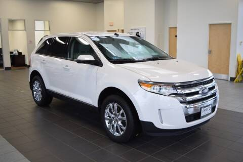 2013 Ford Edge for sale at BMW OF NEWPORT in Middletown RI