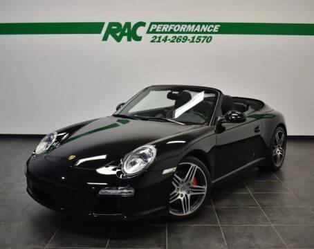 2009 Porsche 911 for sale at RAC Performance in Carrollton TX