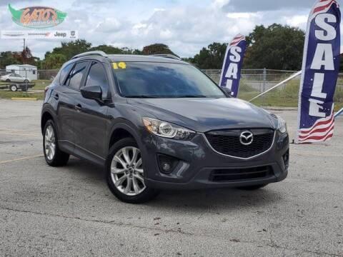 2014 Mazda CX-5 for sale at GATOR'S IMPORT SUPERSTORE in Melbourne FL