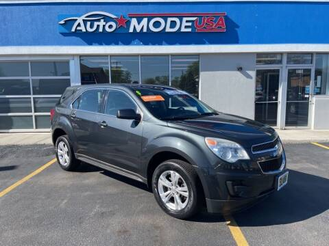 2012 Chevrolet Equinox for sale at Auto Mode USA of Monee in Monee IL