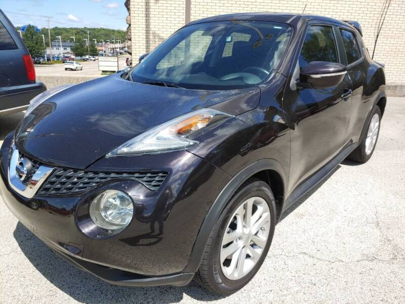 2015 Nissan JUKE for sale at Auto Solutions of Rockford in Rockford IL